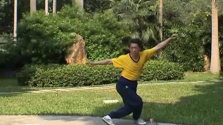 南派霓裳尖脚花式1丽影视频花毽图片