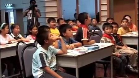 外研版小学英语第三册《M6 Unit2 Yes,I can》教学视频【吴青】1(第五届全国小学英语教学研讨会展评课)