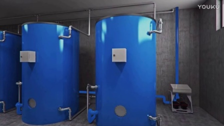 太阳能集中热水解决方案