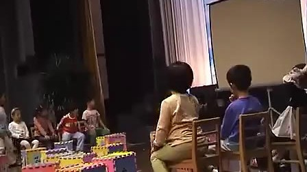 幼儿园视频数学实录优质课骰子《翻大班》活动视频王梦奎图片