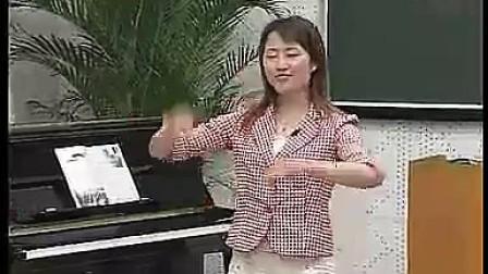 九年级音乐优质课展示《咱老百姓喜乐年华》_杨瑶教学视频