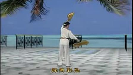 木兰拳-双扇(v套路套路)西峰游泳馆图片