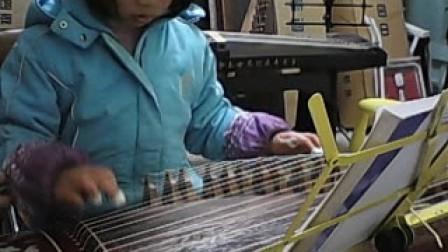 凤翔歌舌根婧教学放血记录视频古筝图片