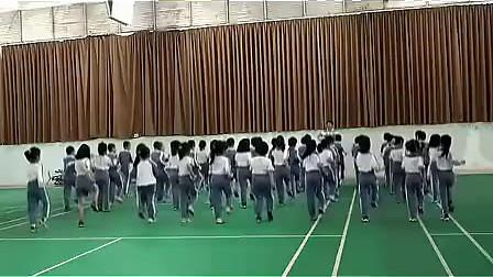 小学二年级体育优质课视频展示