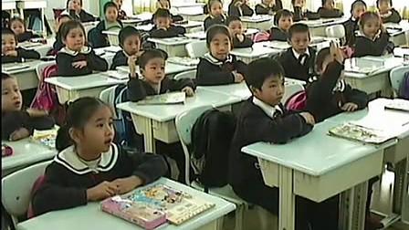 小学一年级英语《 my school things》优质课教学视频