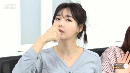 韩佳恩 金荷音 徐珍儿 直播视频2017.2.22-2