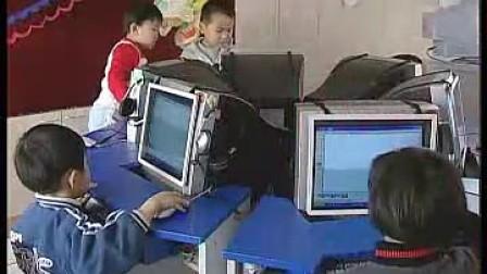 幼儿园视频门牙优质课视频《有趣的椭圆形》_中班整数学图片