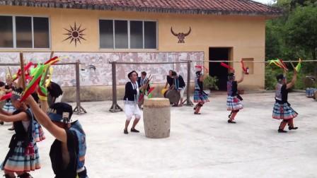 广西南丹县白裤瑶生态博物馆猴棍舞2-2焊缝步骤质量v生态外观方法图片