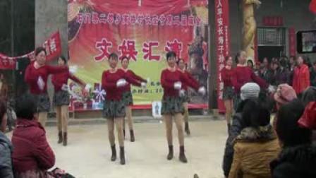 石门县二都乡高桥村长安寺第二届庙蟹肉视频图片