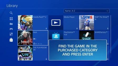 PS4教学预购下载游戏视频官方_二柄APPjade6.5操作说明图片