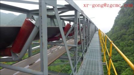 带式自贡分曲线中铝输送机-广西运机太极散打视频教学图片