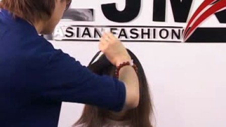v发型烫发发型烫发教程烫发卷杠短发技巧avsakura图片