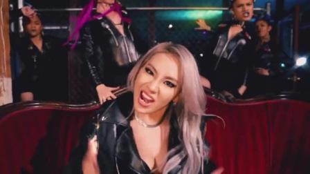 CL新歌HELLO BITCHES MV,简单爵士舞舞蹈教学