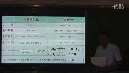 福建省名师网络教研录播高中化学研讨课