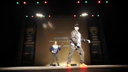 john h这就是街舞 这就是街舞