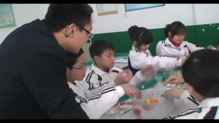 人教版物理九年级《浮力的应用》教学视频,黄平安,第六届电子白板应用教学大赛