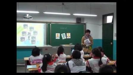 人教版英语三年级《Numbers》教学视频,第六届电子白板应用教学大赛