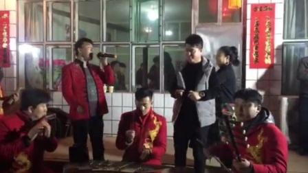 《家乡二人台》小甜瓜吕强和张永清唱山曲