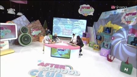 【stBts中字】140521 After School Club- RM,JIMIMN,柾国