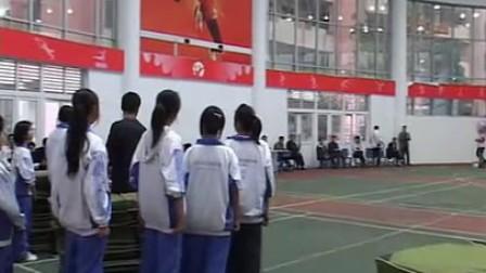 九年级初中体育优质示范课《快速跑》_杨力