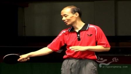 【跟唐视频学打乒乓球】乒乓球教程教程720P程序小偷博士图片