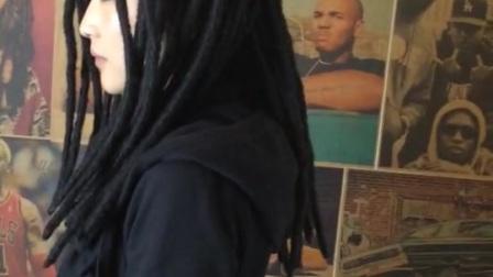 黑人发型 –