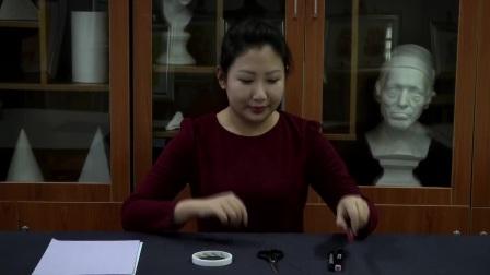 《各种各样的鞋》人教版美术三上-西安经发学校-云乐-陕西省首届微课大赛