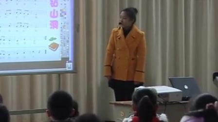 第六届全国中小学交互式电子白板应用学科教学大赛(小学音乐课堂实录)