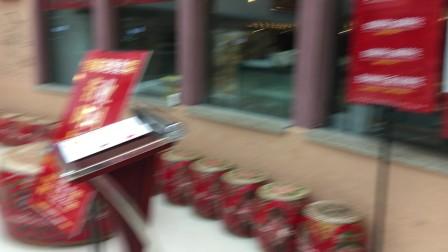 170409晁安雅调研成都 大悦城 山寨西贝西北菜2