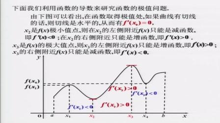 《导数应用》优质课实录(北师大版高二数学)