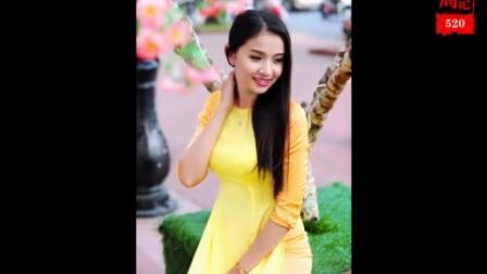 好听的越南音乐-樱花盛开季节-带越南美女MV版