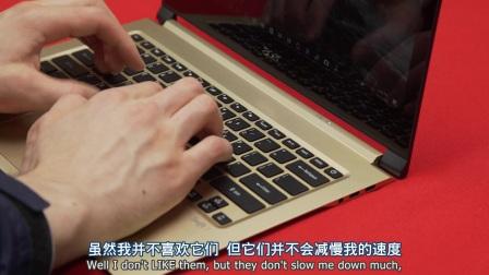 【官方双语】#Linus谈科技 超薄激爽!宏碁超薄笔记本Swift 7测评