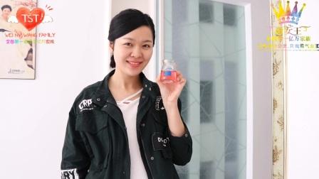 TST庭秘密新品 守护甜心卫生棉视频实拍 微女王亿