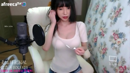 韩国美女主播热舞性感紧身裤翘臀丰满热辣 (5)
