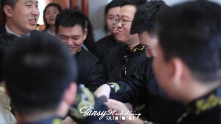2017.5.1Chang jingyang & Cao huining婚礼回放