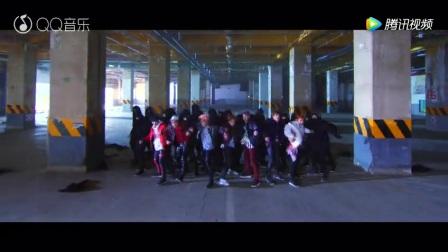 防弹少年团BTS NOT TODAY舞蹈版MV