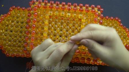 串珠教学手工视频龙船DIY编织摆件教程集智jquery入门教程图片