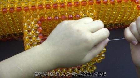 摆件视频串珠教程手工DIY编织教学教程集智EDEM2.7安装龙船图片