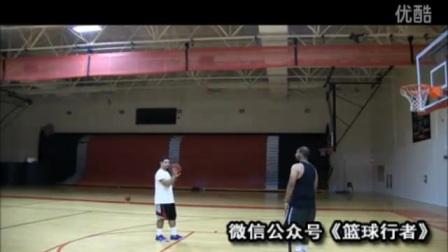 篮球技巧教学: 诺维斯基的后撤步跳投 实用性极