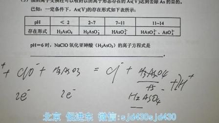 北京市丰台区二模化学试卷-C035-GS