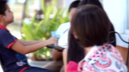 泰国可爱儿童好看的舞蹈MV 让人十分喜欢