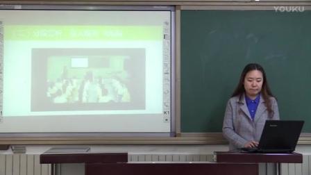 """人音版小学音乐五年级上册《森林的歌声》说课视频,北京市中小学第一届""""京教杯""""青年教师教学基本功展示活动"""