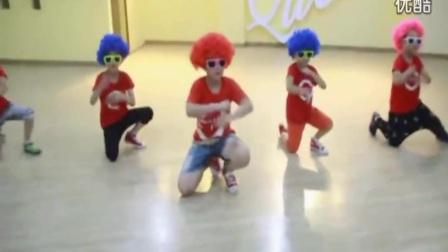 儿童舞蹈小苹果 ,筷子兄弟小苹果mv-小苹果广场