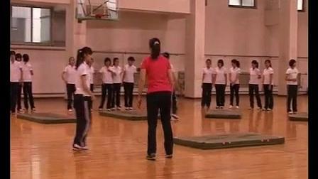 高二体育《技巧》(高中体育名师工作室示范课教学视频)