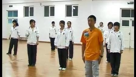 高二体育《有氧舞蹈》(高中体育名师工作室示范课教学视频)