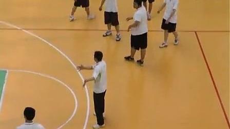 高二体育《篮球》(高中体育名师工作室示范课教学视频)