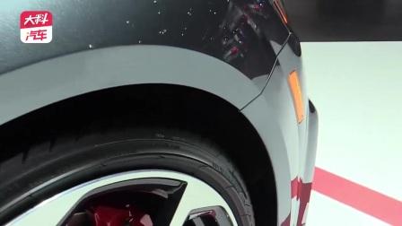 2017款奥迪TT RS展示