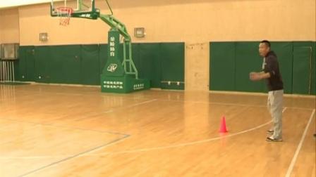 高二体育《篮球——传切配合》教学视频