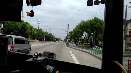 【巴士三公司】197路公交车(S0J-0009)(华新镇-徐泾东站地铁站)全程【VID_20170611_164622】