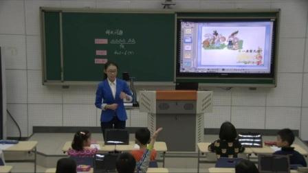 人教版小学数学一上《解决问题(6和7)》天津周洪瑶
